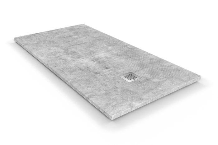 Cement step