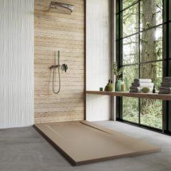 Colors-Spectro en beige feng shui salle de bain