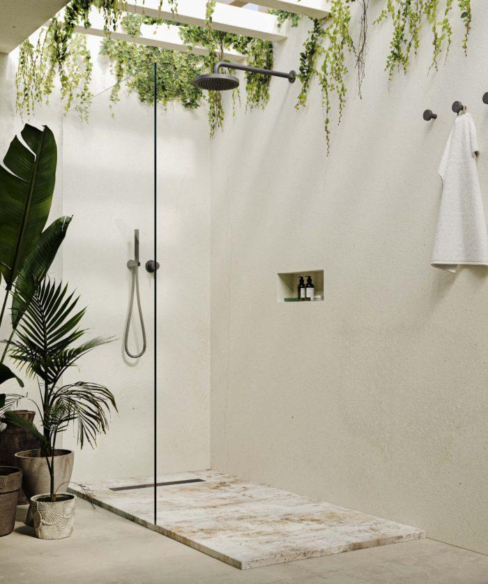 Lino - verano tu baño, ambiente